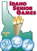 Idaho Senior Games logo