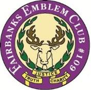 Fairbanks Emblem Club logo
