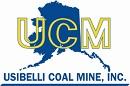 Usibelli Coal Mine logo