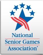 National Senior Games Association logo