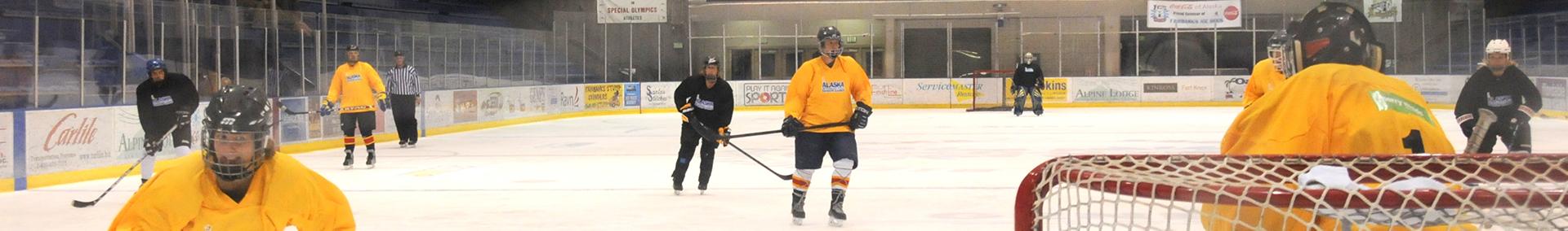 Ice Hockey Header